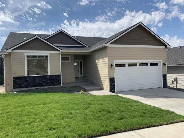 2717 S Seabiscuit Dr, Spokane Valley, WA 99037 (#202110466) :: Top Spokane Real Estate