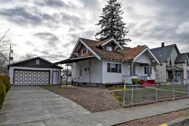 1818 E 1st Ave, Spokane, WA 99201 (#202110498) :: Freedom Real Estate Group