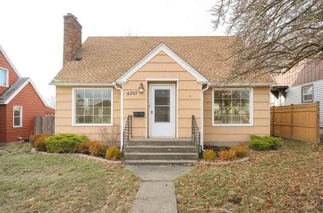 4207 N Maple St, Spokane, WA 99205 (#202110509) :: Top Spokane Real Estate