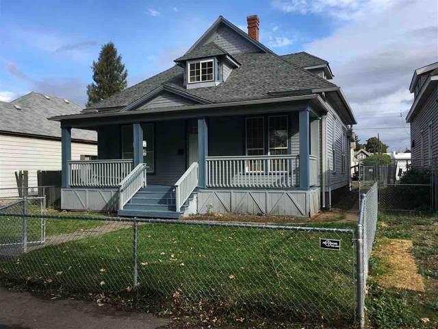 1908 W Gardner Ave, Spokane, WA 99201 (#202110518) :: Top Spokane Real Estate