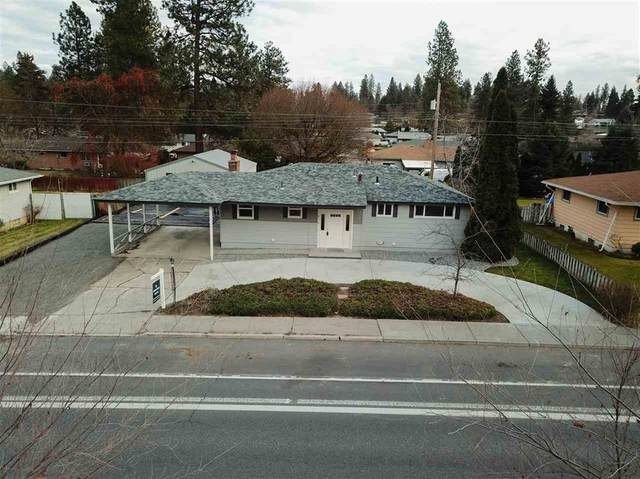 8112 N Country Homes Blvd, Spokane, WA 99208 (#202110528) :: Five Star Real Estate Group