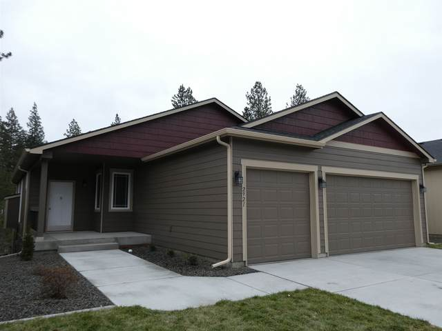 2921 S Custer Ln, Spokane, WA 99223 (#202110531) :: Five Star Real Estate Group