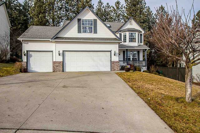 6706 S Echo Ridge St, Spokane, WA 99224 (#202110614) :: The Spokane Home Guy Group