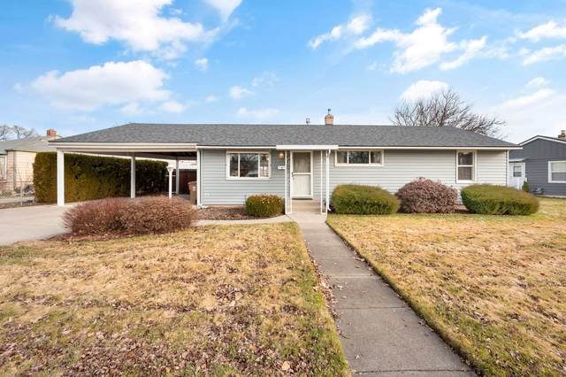 5922 N Braeburn Dr, Spokane, WA 99205 (#202110627) :: Alejandro Ventura Real Estate