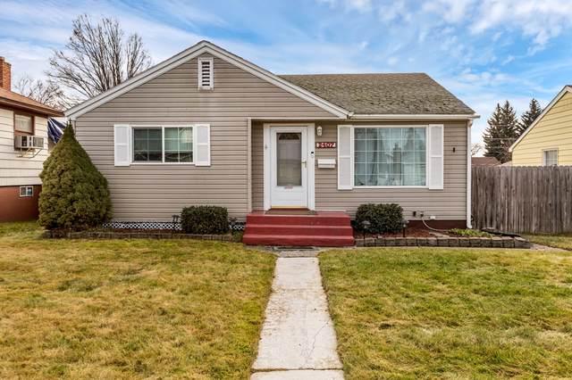 2407 W Crown Ave, Spokane, WA 99205 (#202110638) :: Northwest Professional Real Estate