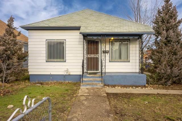 1813 E 1st Ave, Spokane, WA 99202 (#202110664) :: Northwest Professional Real Estate