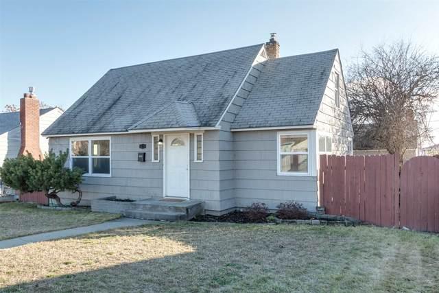1220 E Lacrosse Ave, Spokane, WA 99207 (#202110666) :: The Spokane Home Guy Group