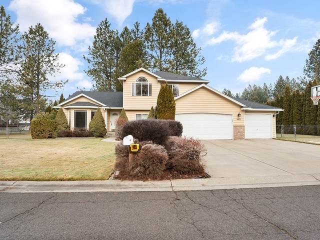 4411 E Woodglen Ct, Mead, WA 99021 (#202110669) :: Alejandro Ventura Real Estate