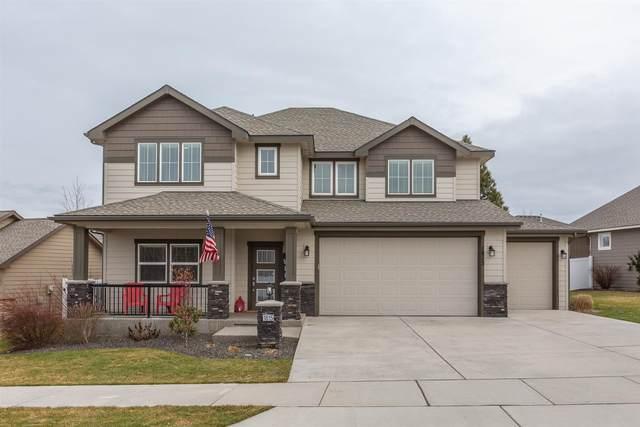 1815 S Morningside Heights Dr, Greenacres, WA 99016 (#202110700) :: Alejandro Ventura Real Estate