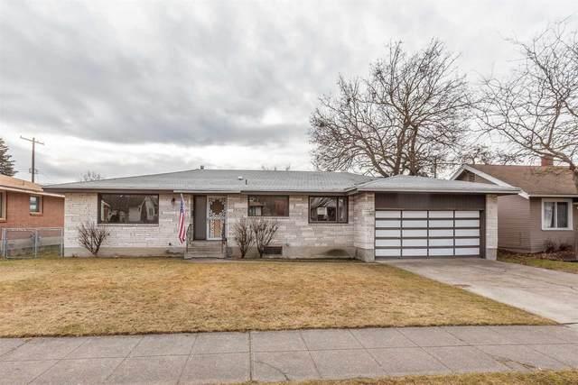 824 E Dalton Ave, Spokane, WA 99207 (#202110704) :: The Spokane Home Guy Group