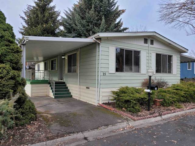 2311 W 16th Ave #25, Spokane, WA 99224 (#202110715) :: Elizabeth Boykin & Keller Williams Realty