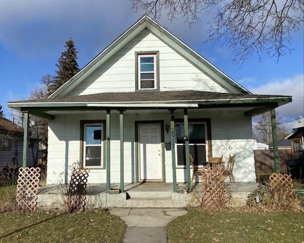 2917 E Nebraska Ave, Spokane, WA 99207 (#202110734) :: The Spokane Home Guy Group