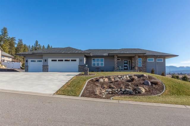 21037 E Happy Trails Ln, Otis Orchards, WA 99016 (#202110741) :: Prime Real Estate Group