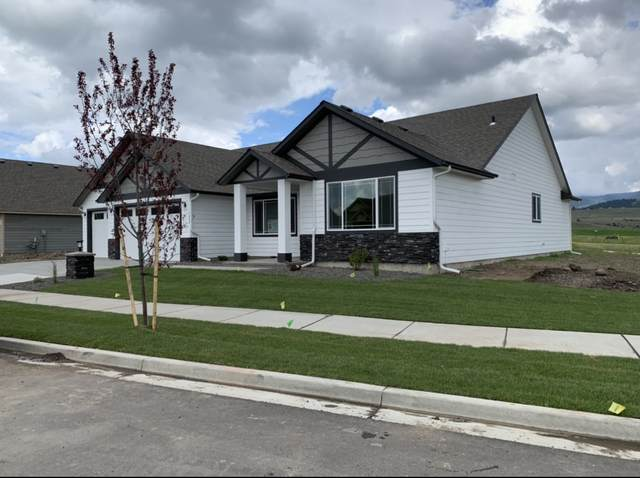 1421 S Colonial Dr, Spokane Valley, WA 99016 (#202110755) :: Elizabeth Boykin & Keller Williams Realty