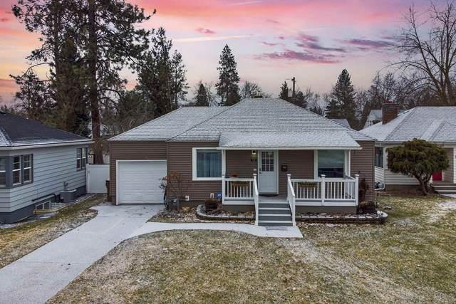 712 E 39th Ave, Spokane, WA 99203 (#202110800) :: Five Star Real Estate Group