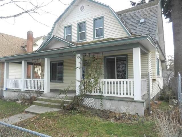 1411 W Indiana Ave, Spokane, WA 99205 (#202110803) :: Five Star Real Estate Group