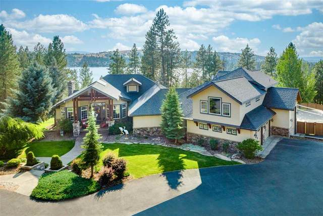 424 S Lakeside Rd, Liberty Lake, WA 99019 (#202110809) :: Inland NW Group