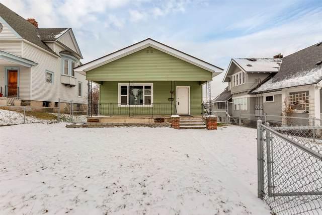 307 W Shannon Ave, Spokane, WA 99205 (#202110818) :: Five Star Real Estate Group