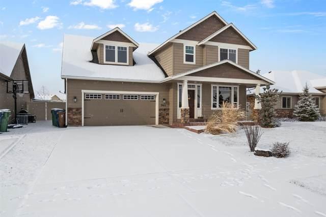 7611 N Lindeke St, Spokane, WA 99208 (#202110822) :: Five Star Real Estate Group