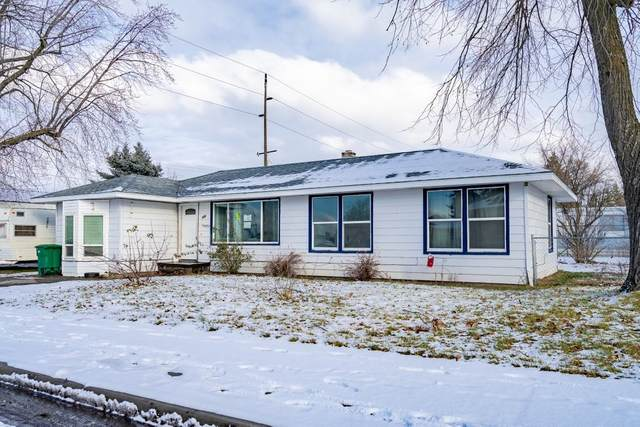 123 S Coleman Rd, Spokane, WA 99212 (#202110866) :: Parrish Real Estate Group LLC