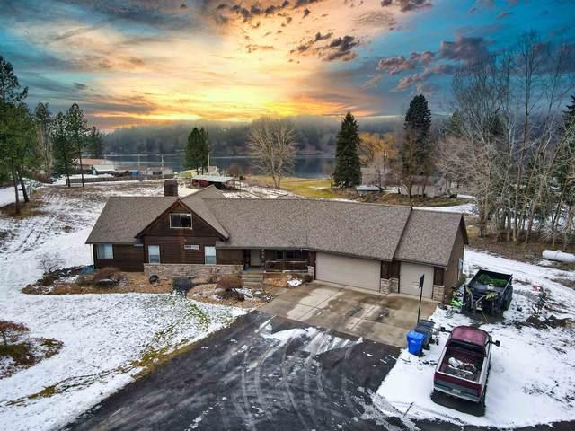 14919 N Hedin Rd, Nine Mile Falls, WA 99026 (#202111096) :: Cudo Home Group