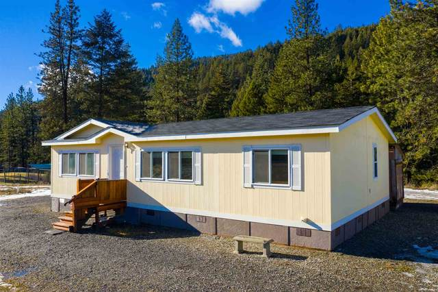 657 C Williams Lake Rd, Colville, WA 99114 (#202111122) :: The Hardie Group