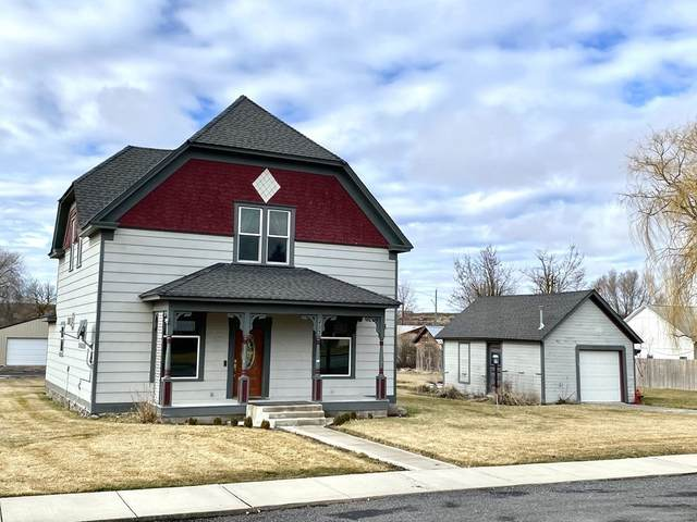 207 N 3rd St, Harrington, WA 99134 (#202111192) :: Parrish Real Estate Group LLC