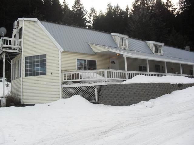 1156-B Mingo Mountain Rd, Kettle Falls, WA 99141 (#202111293) :: The Spokane Home Guy Group