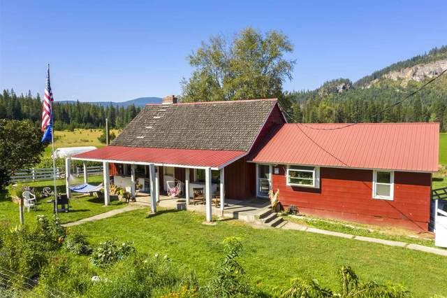 1851 Box Canyon Rd Rd, Ione, WA 99139 (#202111331) :: Top Agent Team