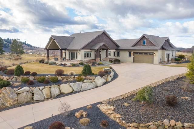 125 N Chief Garry Dr, Liberty Lake, WA 99019 (#202111350) :: Bernadette Pillar Real Estate