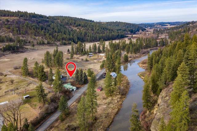 16411 S Valley Chapel Rd, Valleyford, WA 99036 (#202111468) :: The Spokane Home Guy Group