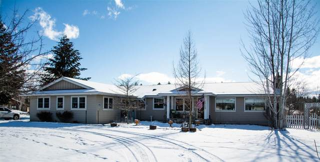 160 Garden Homes Dr, Colville, WA 99114 (#202111657) :: The Hardie Group