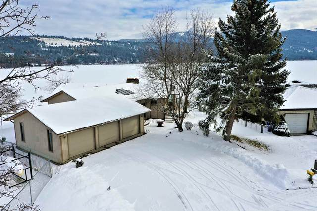 519 S Shoreline Dr, Liberty Lake, WA 99019 (#202111665) :: The Hardie Group
