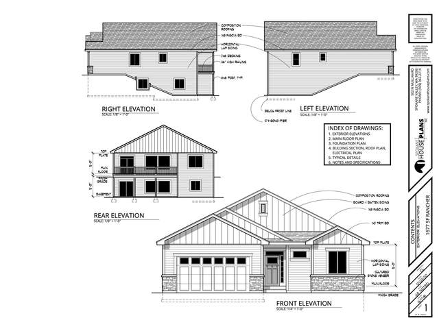 13609 W 8th Ct, Airway Heights, WA 99001 (#202111692) :: Cudo Home Group