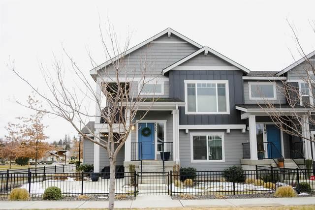 2303 W Bridge Ave, Spokane, WA 99201 (#202111760) :: The Spokane Home Guy Group