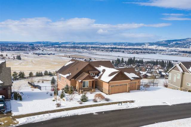115 N Legacy Ridge Dr, Liberty Lake, WA 99019 (#202111761) :: The Hardie Group