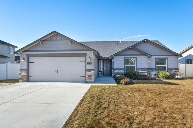 4820 S Lapwai Ln, Spokane Valley, WA 99206 (#202111866) :: Prime Real Estate Group