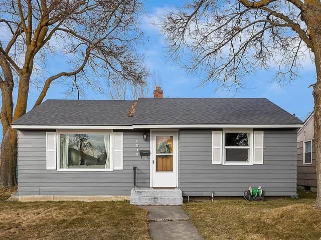 1213 E Nebraska Ave, Spokane, WA 99208 (#202111867) :: The Spokane Home Guy Group