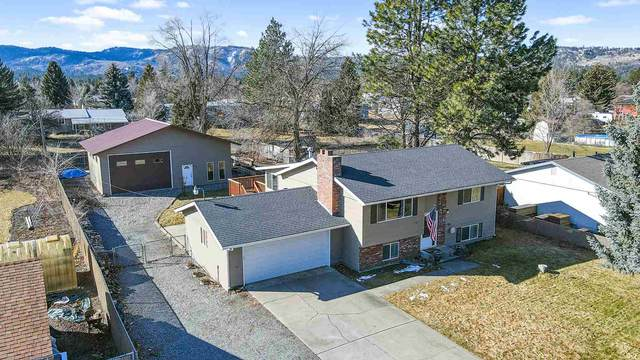 12006 E Lenora Dr, Spokane Valley, WA 99216 (#202111874) :: The Hardie Group
