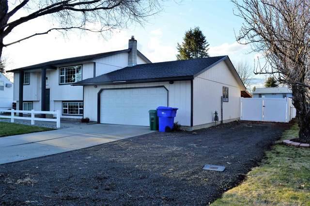 26823 E Eastland Ave, Newman Lake, WA 99025 (#202111878) :: The Hardie Group