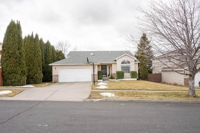 1213 N Wright Blvd, Liberty Lake, WA 99019 (#202111903) :: Five Star Real Estate Group