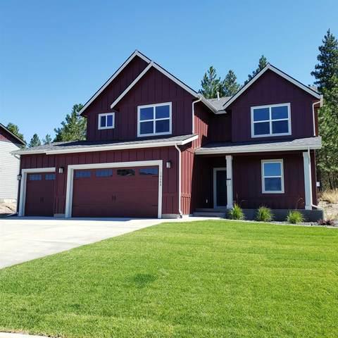 269 S Legacy Ridge Dr, Liberty Lake, WA 99019 (#202111912) :: Bernadette Pillar Real Estate