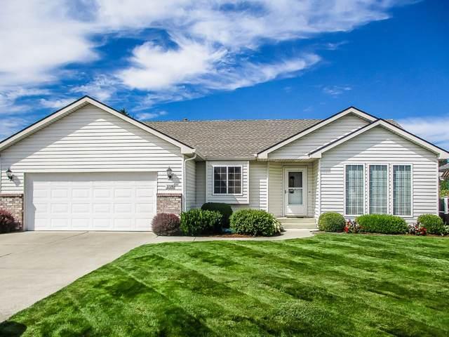 2738 S Early Dawn Ln, Spokane Valley, WA 99037 (#202111921) :: Cudo Home Group