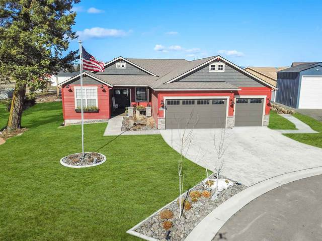 114 W Tenth Ct, Deer Park, WA 99006 (#202111946) :: Cudo Home Group