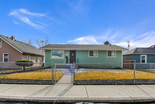 1736 E Sanson Ave, Spokane, WA 99207 (#202111954) :: Cudo Home Group