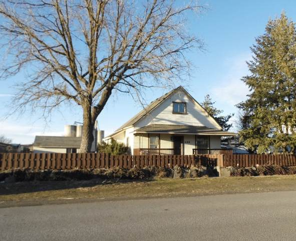 408 W 4th St, Sprague, WA 99032 (#202112030) :: Elizabeth Boykin & Jason Mitchell Real Estate WA