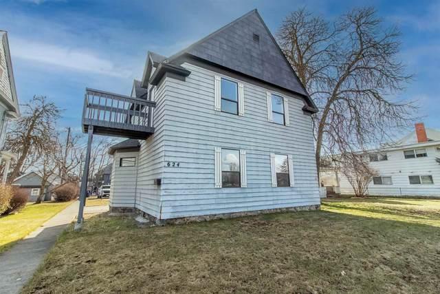 624 E Indiana Ave, Spokane, WA 99207 (#202112032) :: The Spokane Home Guy Group