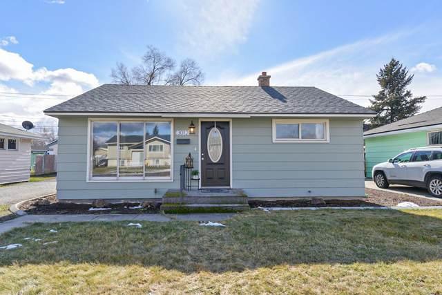 3012 E Nora Ave, Spokane, WA 99207 (#202112037) :: The Spokane Home Guy Group