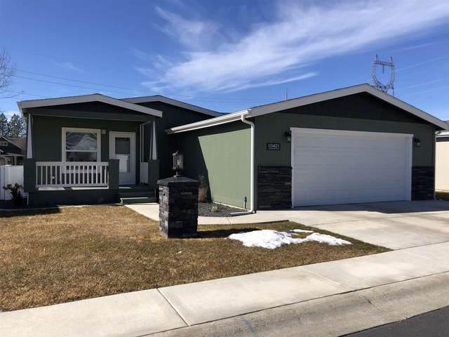 10421 N Jacqueline Ln, Nine Mile Falls, WA 99026 (#202112079) :: Elizabeth Boykin & Jason Mitchell Real Estate WA