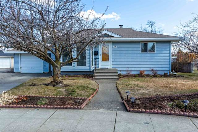 2304 N Upriver Ct, Spokane, WA 99217 (#202112098) :: Top Agent Team